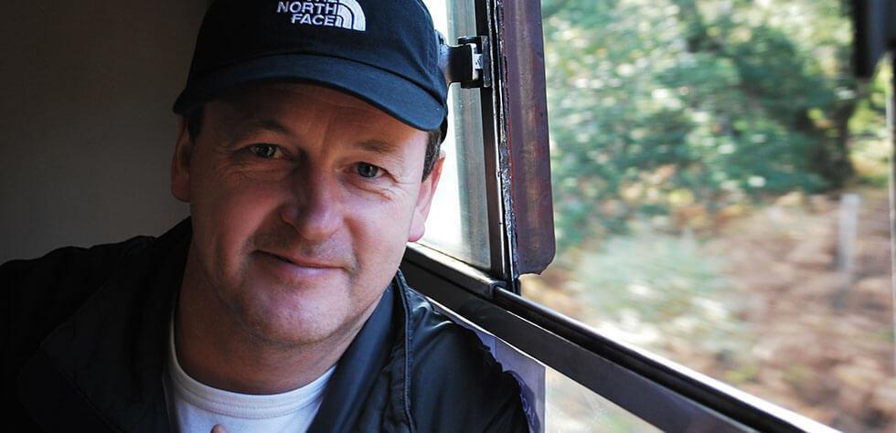 Photo of Director Kenny Glenaan